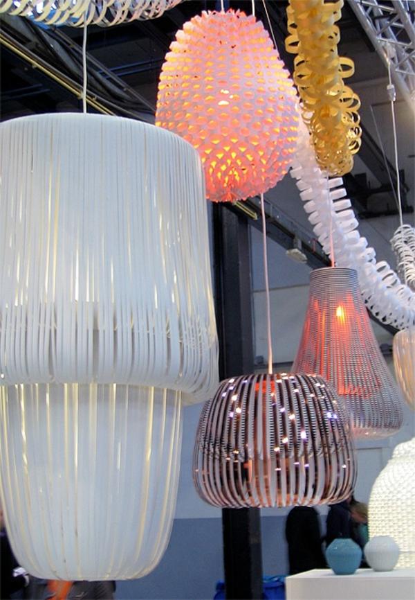 papierlampen von paula arntzen