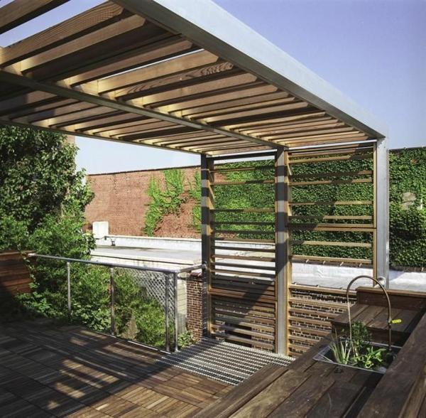 Dach Für Pergola garten designideen pergola selber bauen