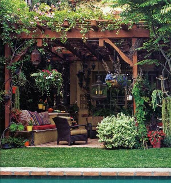 Sonnenschirm Garten ist genial ideen für ihr haus design ideen