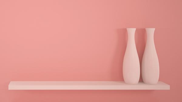 pinke wandfarbe - würden sie gern ihre wände pink streichen?, Hause ideen