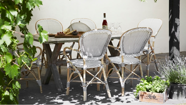 Balkonmobel Aus Europaletten Selber Bauen : rattan gartenmöbel designer möbel aus dänemark