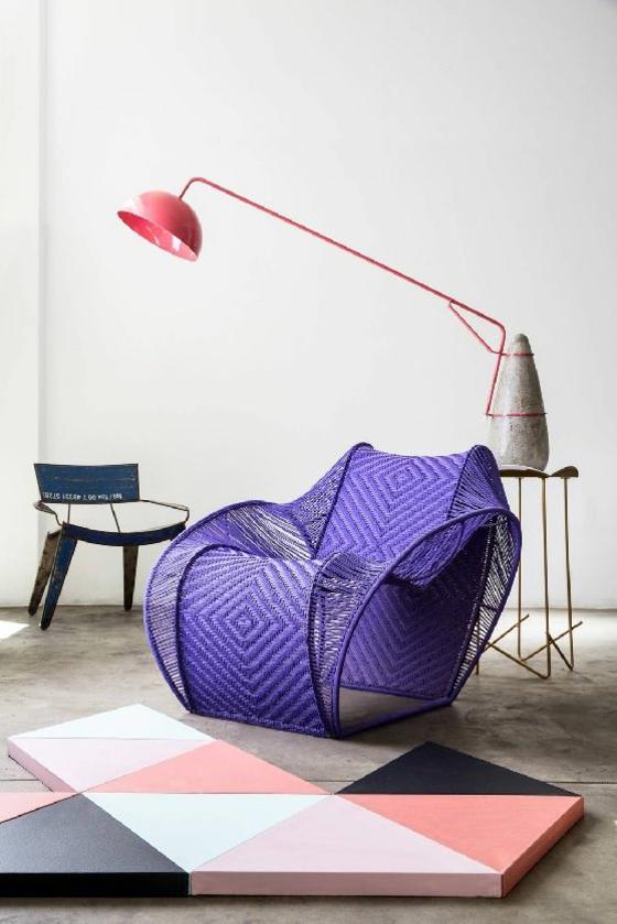 raumgestaltung ideen beleuchtung lichtquellen standleuchten wohnzimmer designer möbel