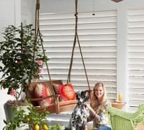 Bunte Gartendeko selber machen – wie kann man den Außenbereich erfrischen
