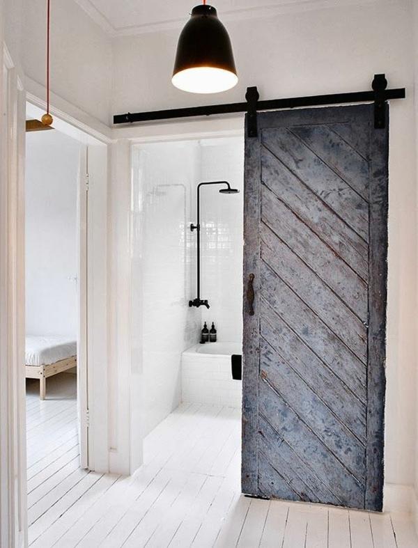 gleitt ren selber bauen diy schiebet ren im landhausstil. Black Bedroom Furniture Sets. Home Design Ideas