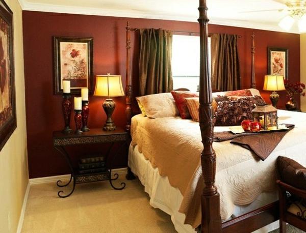 farbideen schlafzimmer braun inspiration. Black Bedroom Furniture Sets. Home Design Ideas