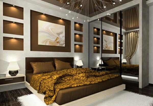 20 coole schlafzimmer ideen - das schlafzimmer schick einrichten - Schlafzimmer Modern Gestalten