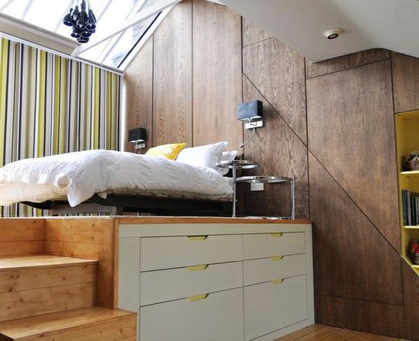 20 coole schlafzimmer ideen - das schlafzimmer schick einrichten, Schlafzimmer design