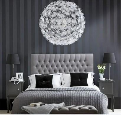 15 Einzigartige Schlafzimmer Ideen In Schwarz Weiss