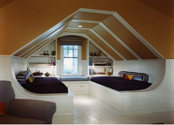 Dachgeschoss 1 Zimmer Wohnung Einrichten Ideen Unerschtterlich Auf .