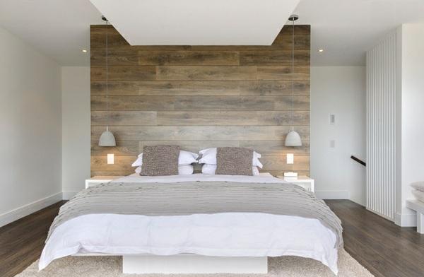 Schlafzimmer Holz Modern - Wohndesign
