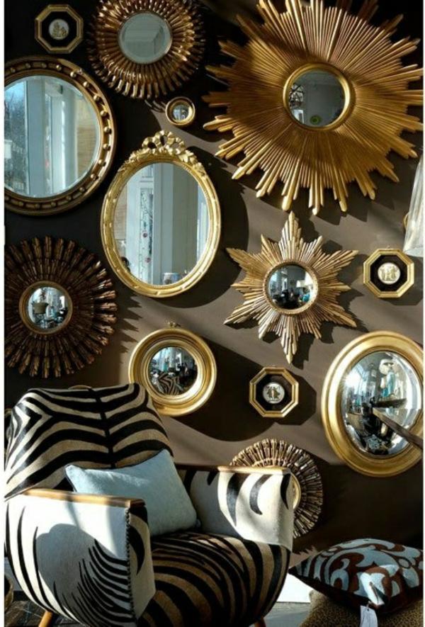 spiegel design unterschiedliche formen
