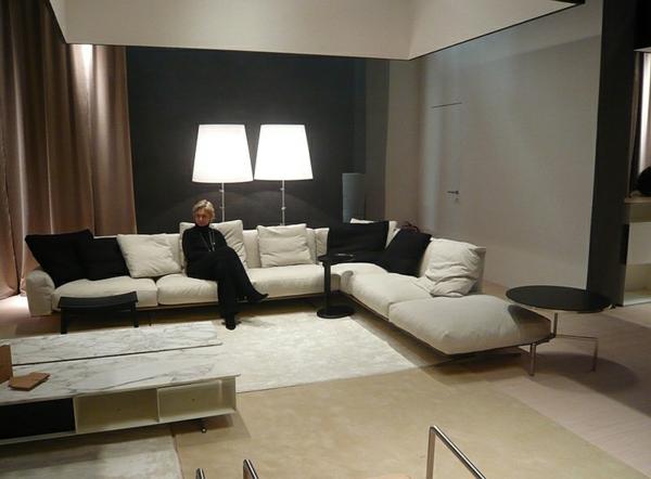 standleuchten wohnzimmer sofa led stehlampen