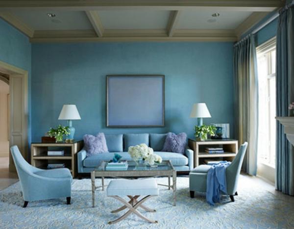wandgestaltung mit farbe wohnzimmer contration deko ideen - Wandgestaltung Mit Farbe Wohnzimmer