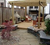 Terrasse selber bauen – Haben Sie einen Plan?