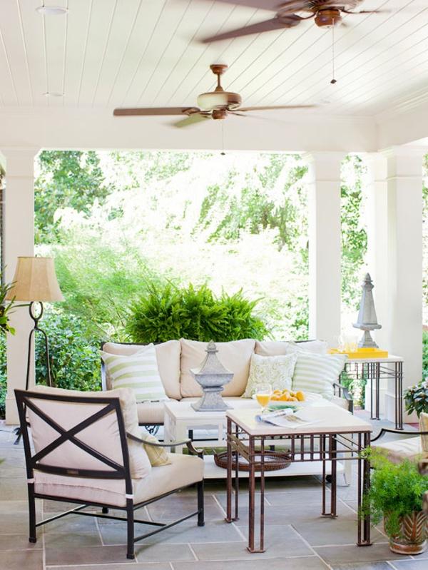 terrassengestaltung beispiele gestalten gartenmöbel set moderne Terrassengestaltung Ideen