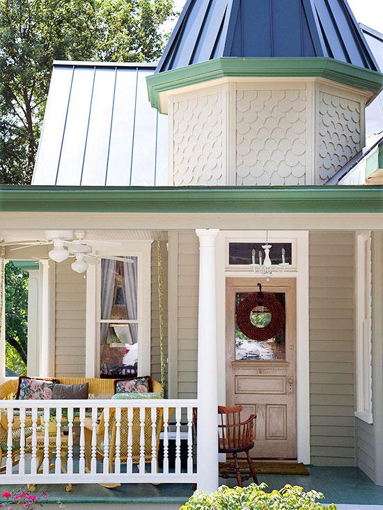 terrassengestaltung ideen veranda gartenmöbel entspannungsecke gestalten