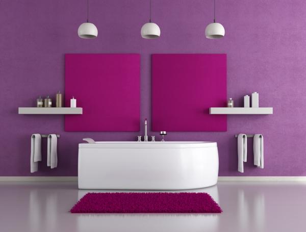 Pink Wände Badezimmer ~ Raum- und Möbeldesign-Inspiration