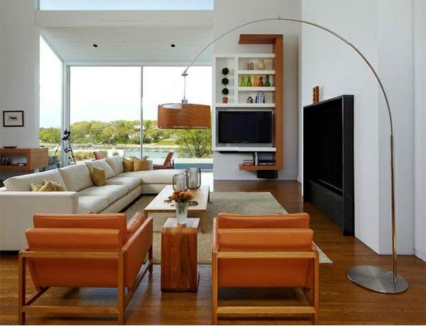 tv wohnwand medienwand anbauwand wohnzimmer modern
