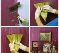 Wand Streich Ideen streichideen für wände