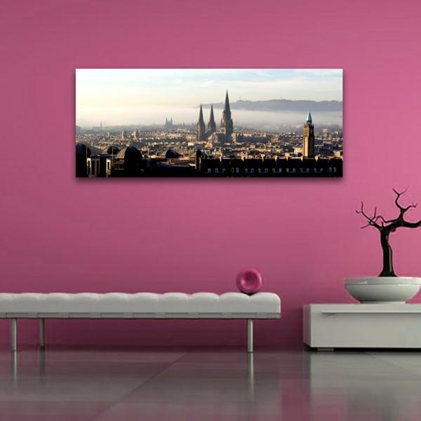 Pinke Wandfarbe - Würden Sie gern Ihre Wände pink streichen?