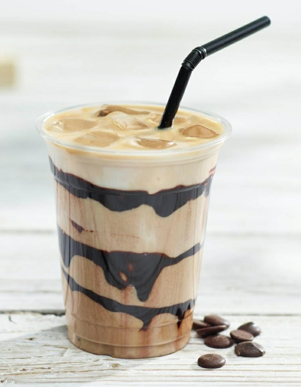 wandfarbe mocca mokka kaffee inspiration brauntöne