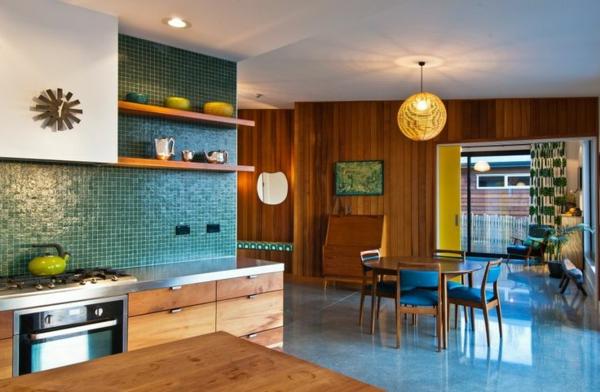 Wandfliesen für die Küche – tolle Küchenausstattung Ideen