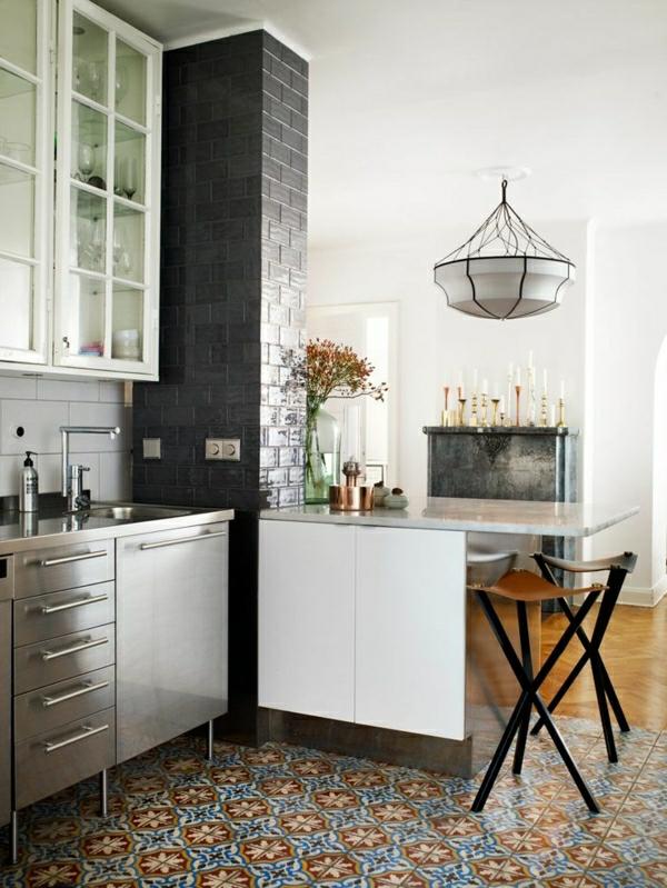 wandfliesen küche weiß einrichtung texturen