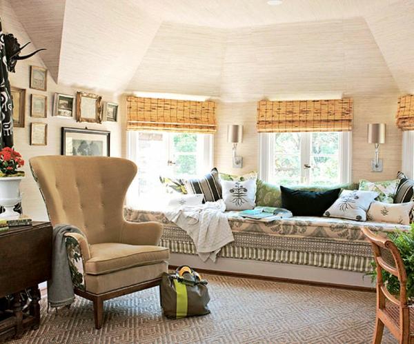 tolle fensterbank ideen f r mehr komfort und entspannung zu hause. Black Bedroom Furniture Sets. Home Design Ideas