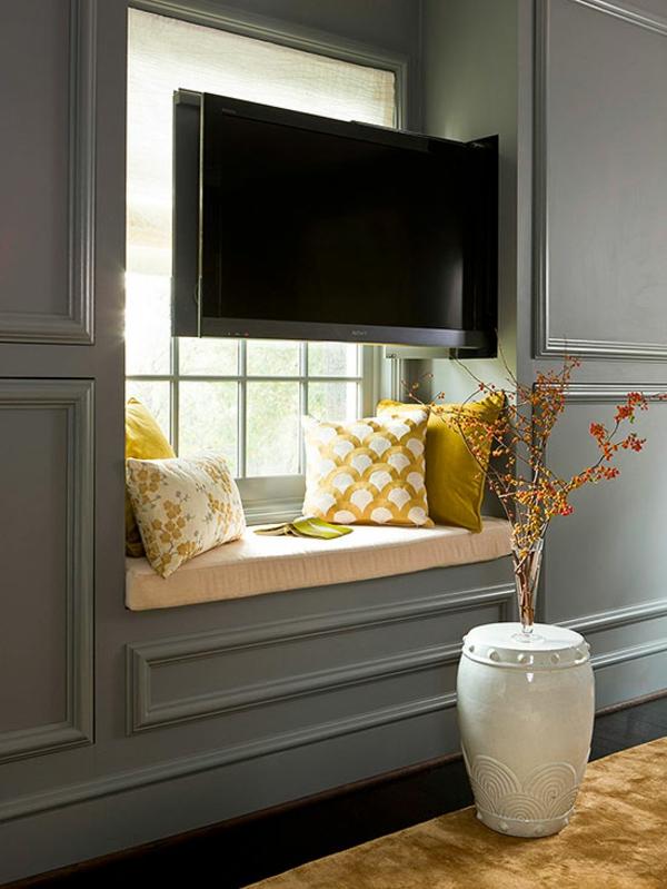 Tolle Fensterbank Ideen F R Mehr Komfort Und Entspannung