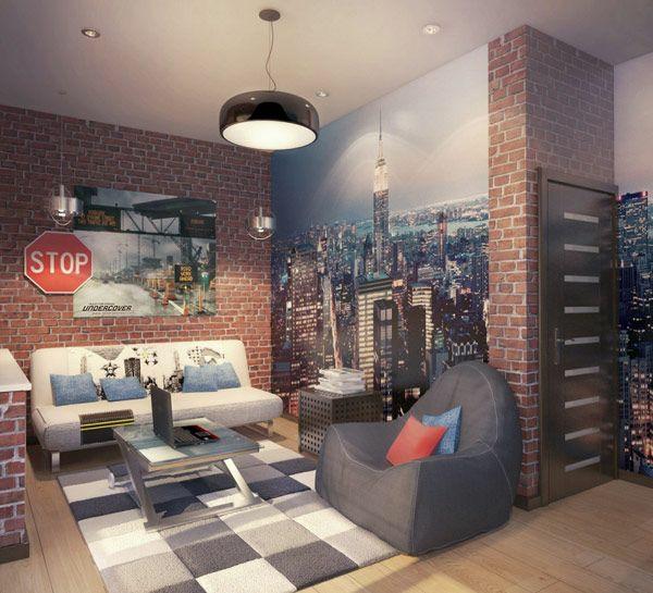jugendzimmer einrichten - kreative interior entscheidungen und tipps, Schlafzimmer design
