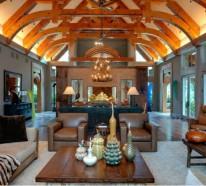 Wohnzimmer Designs Mit Gewölbedecken - 18 Beeindruckende Beispiele 18 Designs Wohnzimmer Mit Gewolbe Decke
