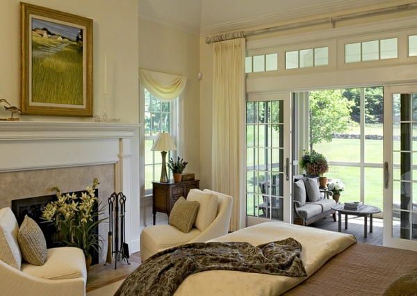 wie man einen tollen charme durch die landhaus einrichtung erreicht. Black Bedroom Furniture Sets. Home Design Ideas