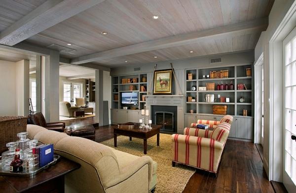 Wohnzimmer Couch Landhausstil Attraktiv On Wohnzimmer Sofa