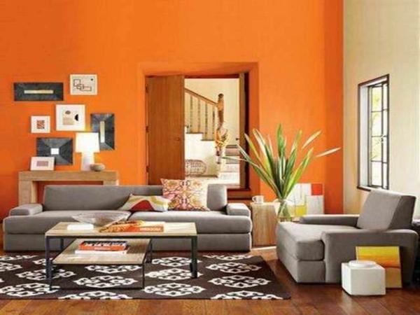 wohnzimmer farbideen die verschidenen optikeffekte