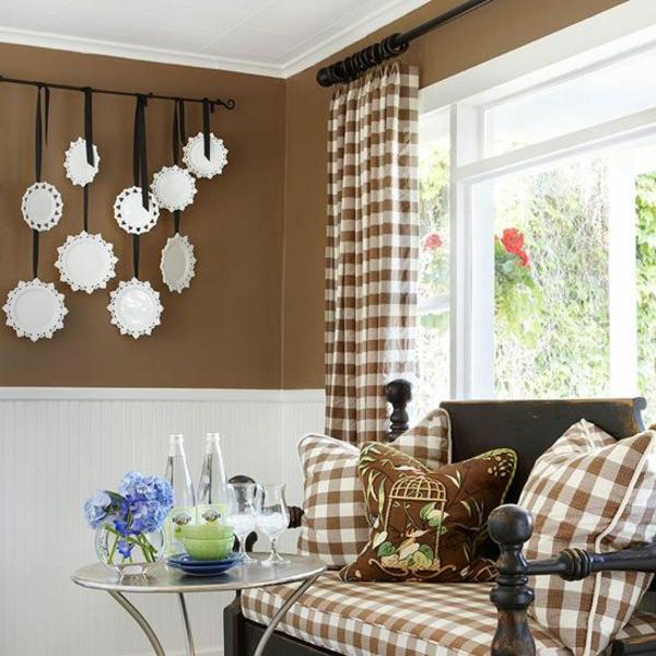 wohnzimmer gardinen gardinendekoration beispiele