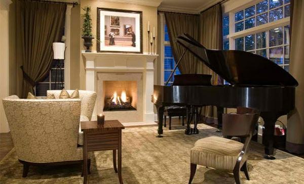 design : fototapete wohnzimmer beige ~ inspirierende bilder von ... - Fototapete Wohnzimmer Braun