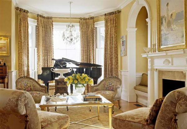 Viktorianisches Wohnzimmer Einrichtung Im Viktorianischen Stil Opulente Und Viktorianisches  Wohnzimmer Wohnzimmer M 246 Bel Wenn Das Klavier Dazu Z 228 Hlt ...