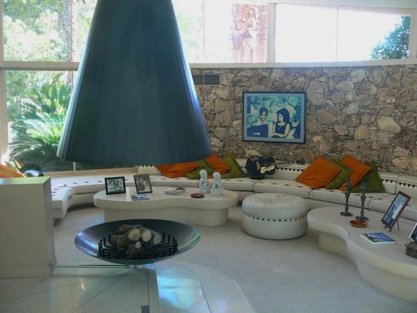 Wohnzimmer Gestalten Mit Naturstein : Natursteinwand im wohnzimmer die natur zu hause empfangen