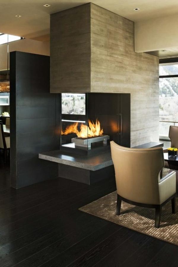 feuerstelle welche die aufmerksamkeit auf sich zieht. Black Bedroom Furniture Sets. Home Design Ideas