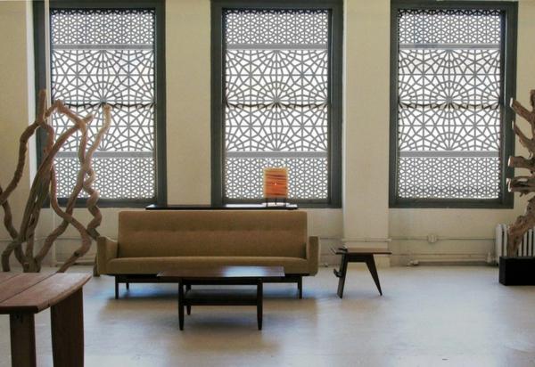Raffrollo Fur Wohnzimmer Badezimmer Rollo Sodsbrood Hausgestaltung Ideen