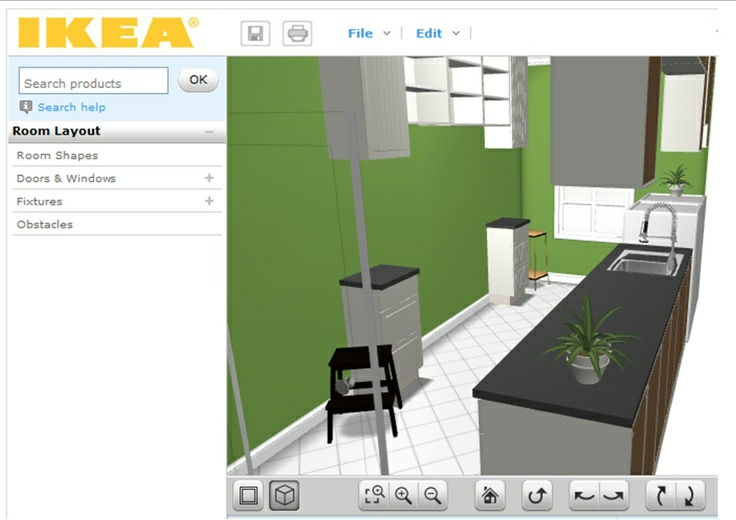 zimmerplaner ikea küchenplaner kücheninsel ikea möbel