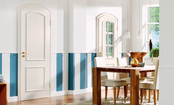 Holztüren weiß  Innentüren einbauen - innere Holztüren und ihre Montage