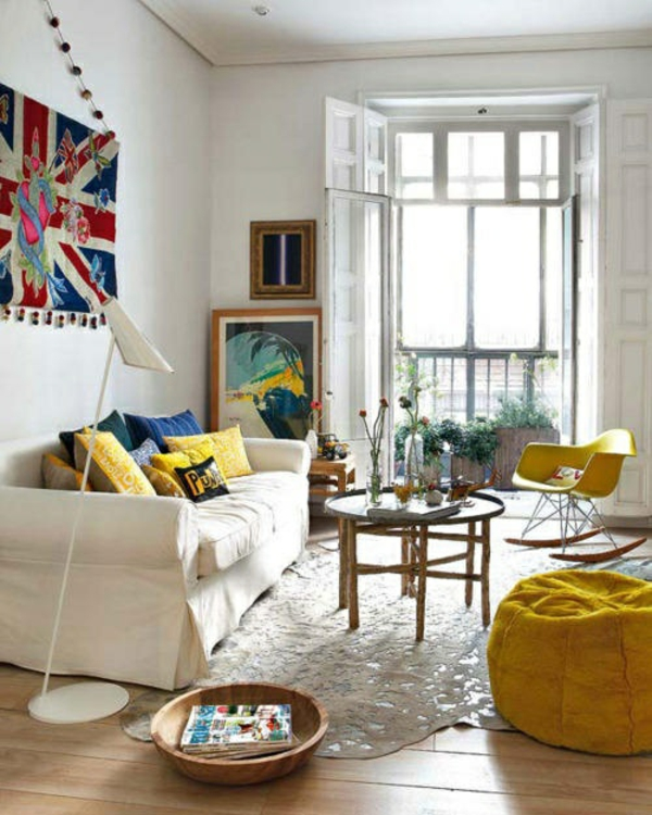 Beleuchtungsideen Wohnzimmer cool wohnzimmerlampen art