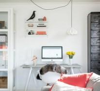40 Beleuchtungsideen fürs Wohnzimmer – coole, moderne Wohnzimmerlampen