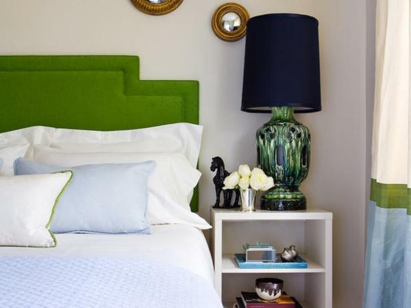 Beleuchtungsideen fürs Wohnzimmer cool wohnzimmerlampen kopfteil