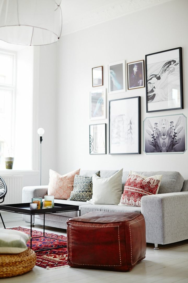 Beleuchtungsideen Wohnzimmer cool wohnzimmerlampen