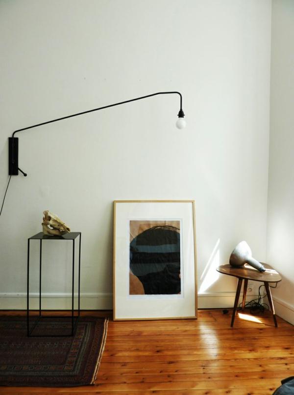 Beleuchtungsideen Wohnzimmer cool wohnzimmerlampen simpel
