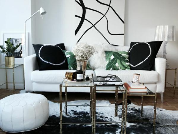Wohnzimmer wohnzimmerlampen grau Beleuchtungsideen