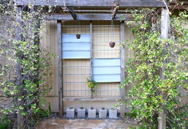 DIY Gitter Und Gartenzubehör Zaun