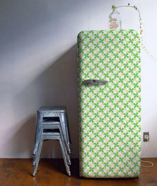 DIY wohnideen küche renovieren DIY wohnideen küche renovieren kühlschrank erneuern